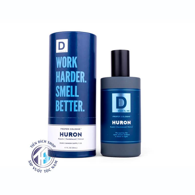 Nước hoa Duke Cannon Proper Cologne – HURON