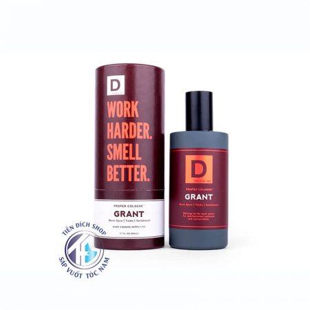 Nước hoa Duke Cannon Proper Cologne – GRANT