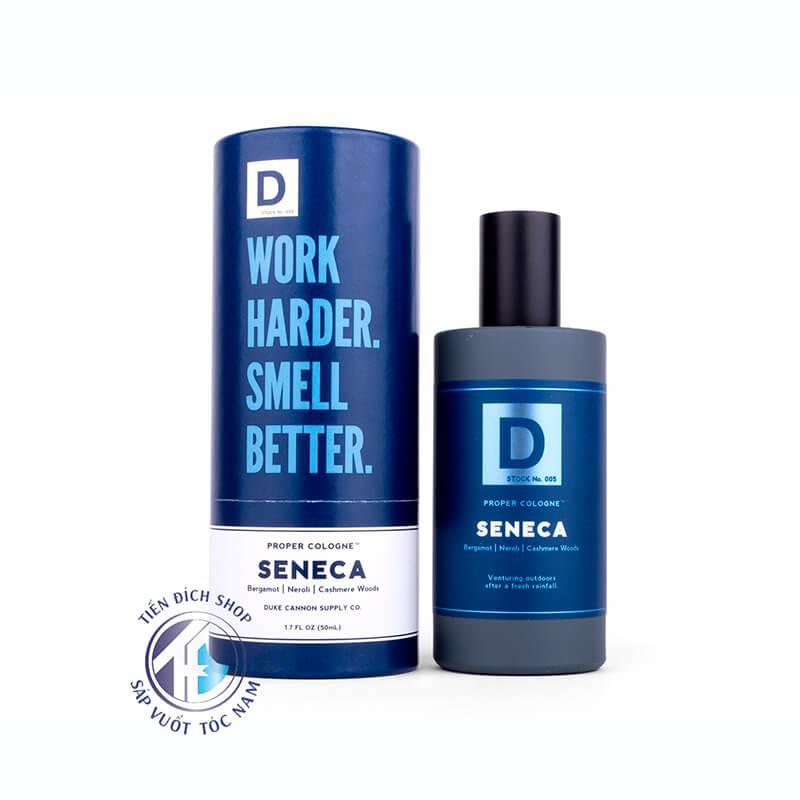 Nước hoa Duke Cannon Proper Cologne – SENECA