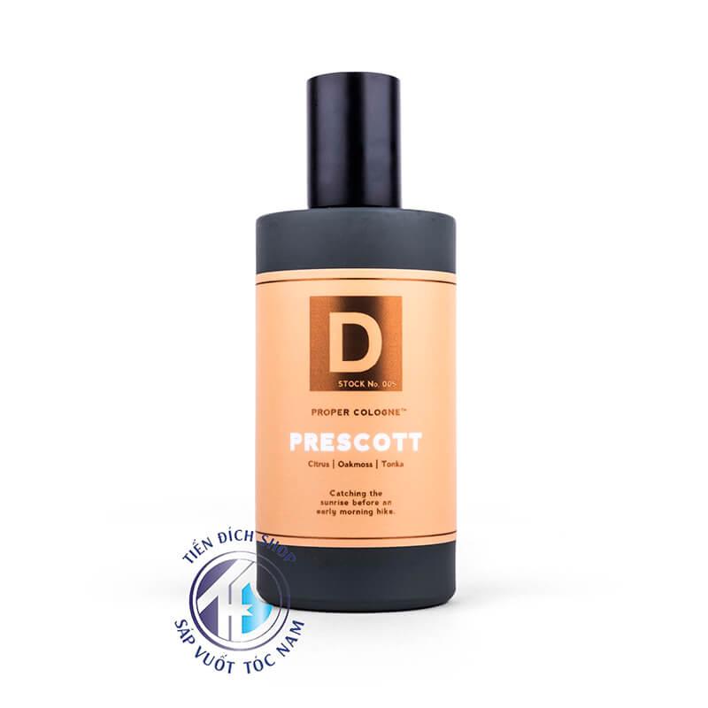 Nước hoa nam Duke Cannon Proper Cologne – PRESCOTT