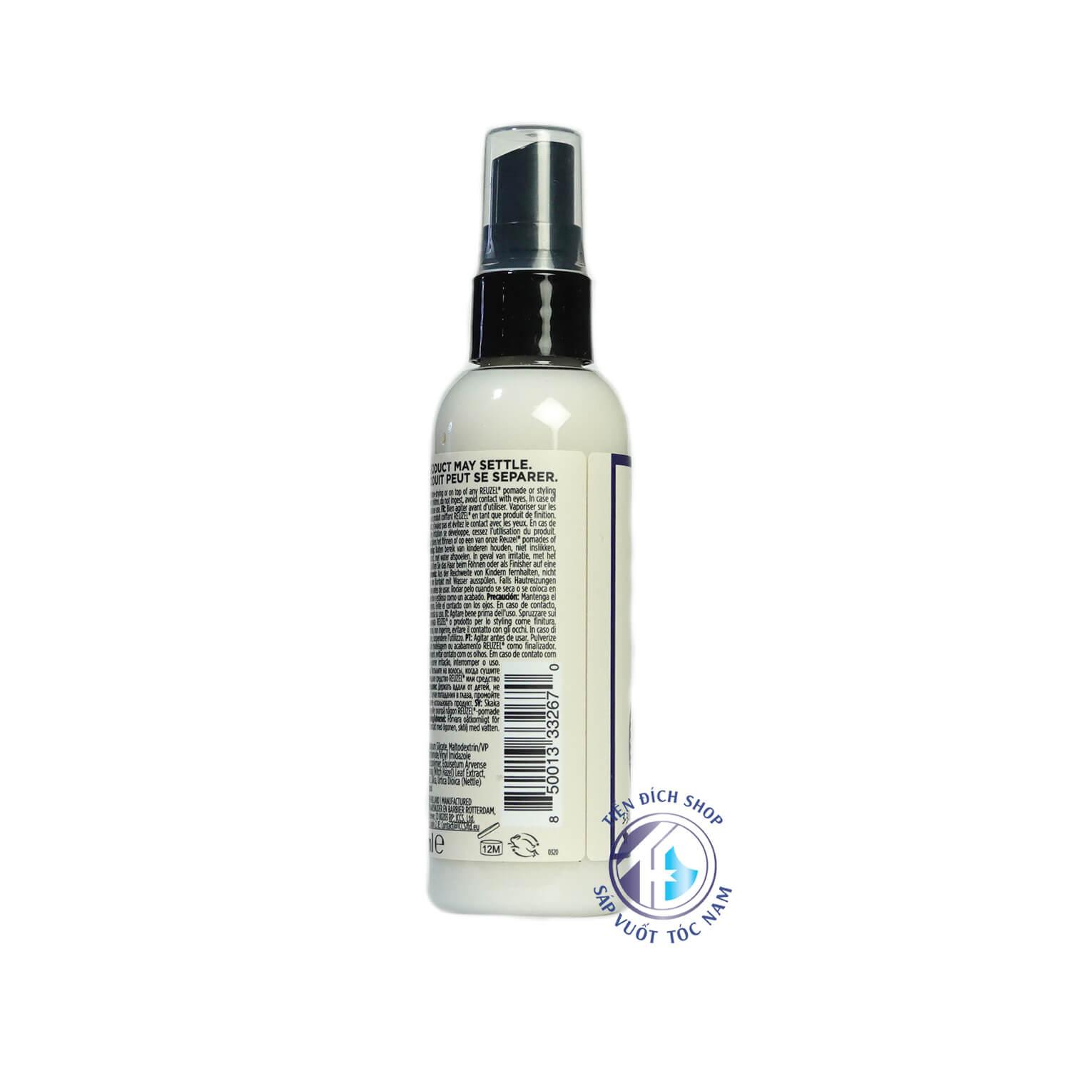 Prestyling Reuzel Spray Clay
