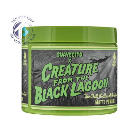 Suavecito The Black Lagoon Matte Promade