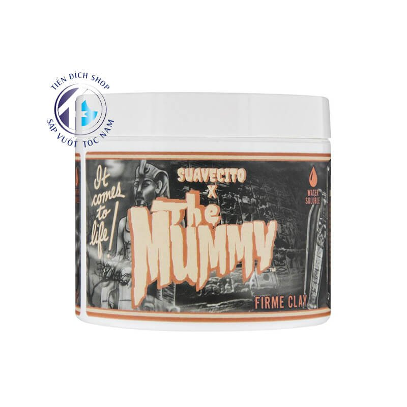 Suavecito x The Mummy Firme Clay