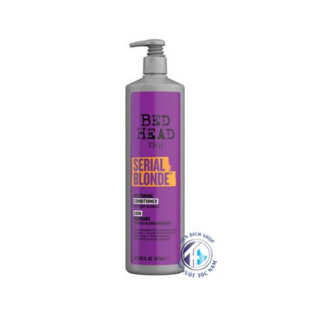 dầu xả Tigi Bed Head Serial Blonde