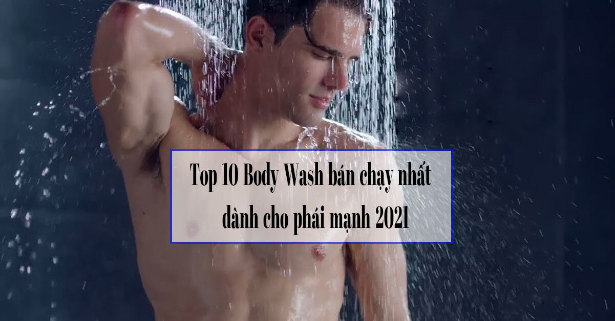 TOP Body Wash nam