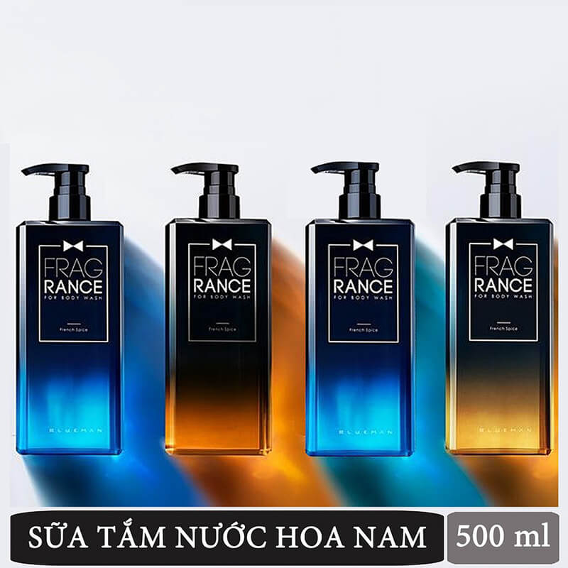 Blueman Body Wash