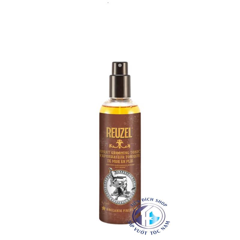 Xịt phồng tóc Reuzel Spray Grooming Tonic 100ml