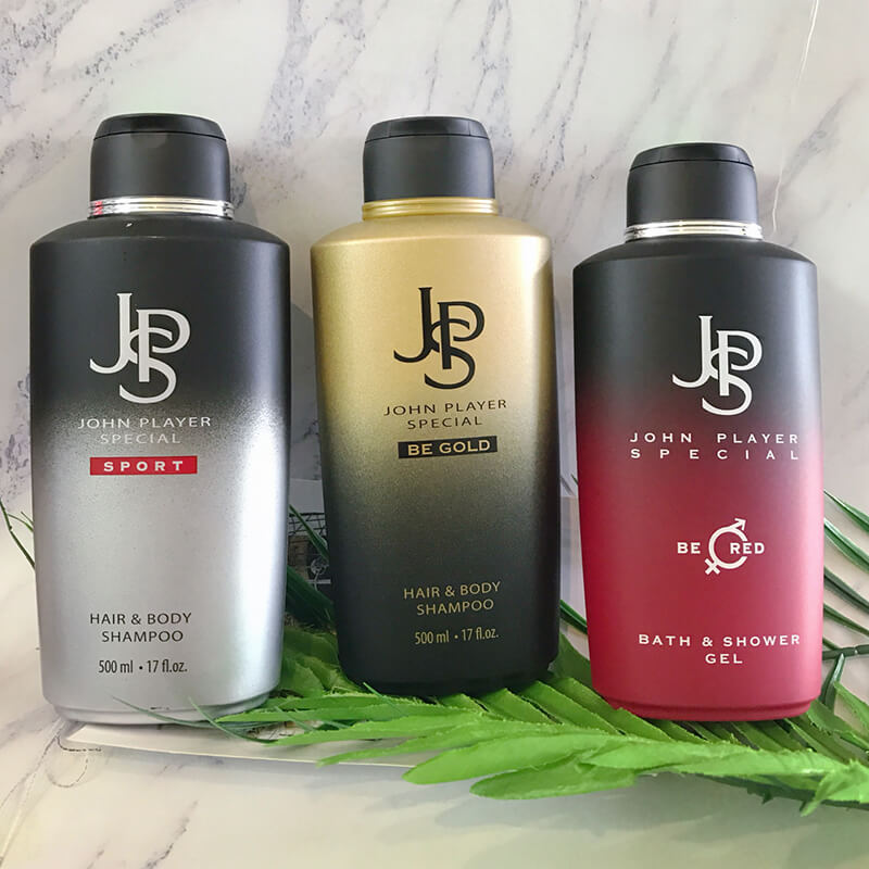 Sữa tắm Gội JPS - John Player Special