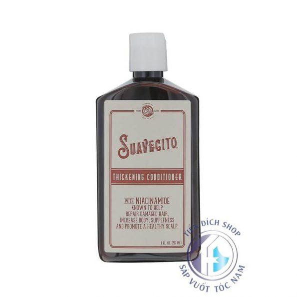 Dầu xả Suavecito Thickening Conditioner 237 ml